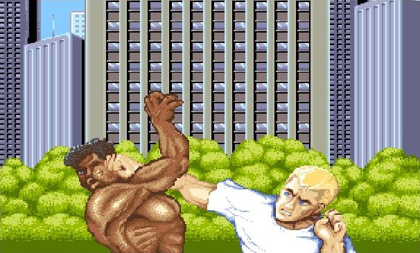 header image for Streetfighter 2: The World Warrior (Amiga 500/600/1200)