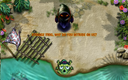 Zuma's Revenge! Adventure screenshot